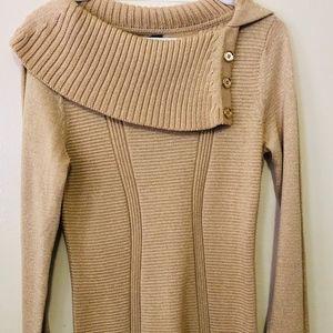 Tan Style & Co Sweater